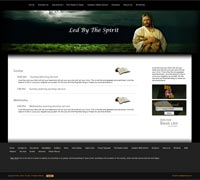 Featured Church website