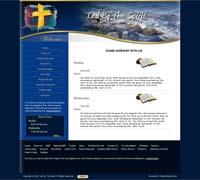 Featured Church website